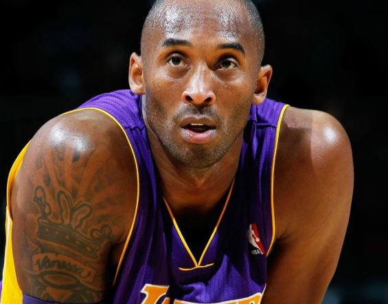 The great basketball player Kobe Bryant appeared in 88 video games