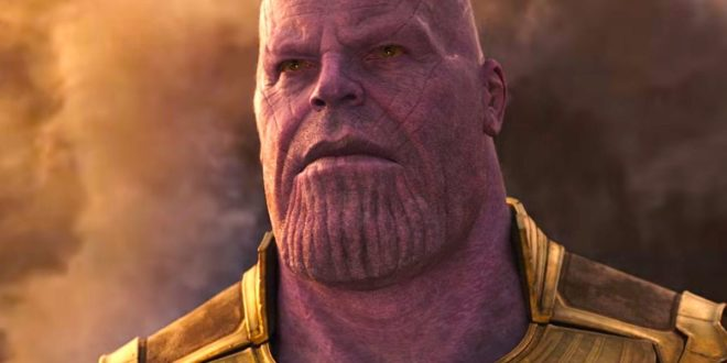 Super Smash Bros. Ultimate Mod Adds Thanos