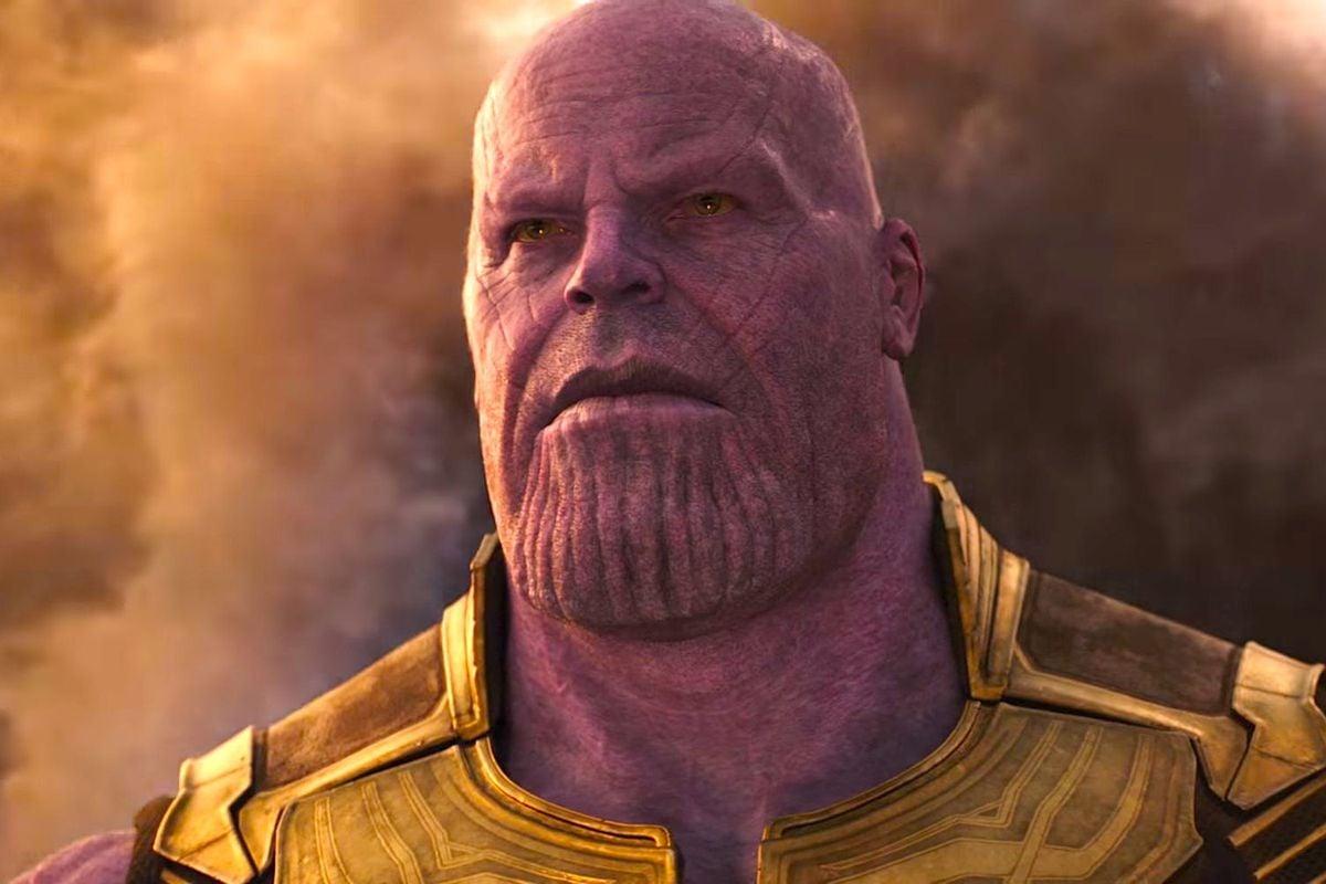 Super Smash Bros. Ultimate Mod Adds Thanos