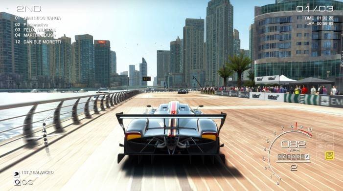 GRID Autosport for Nintendo Switch