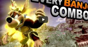 MVG releases the banjo-Kazooie combo mixtape you didn't know you needed for Super Smash Bros. Ultimate