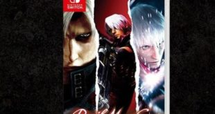 Devil May Cry Triple Pack has been confirmed for the Nintendo switch