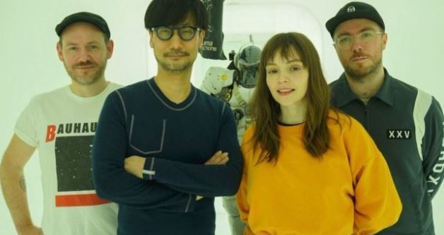 Chvrches say Death Stranding song made Hideo Kojima cry