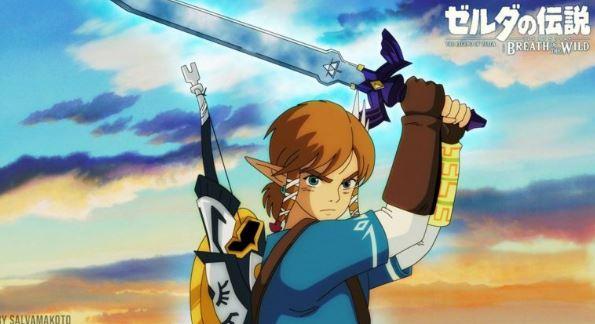 The Legend of Zelda: BoTW Switch sales exceeded 1.5 Million in Japan