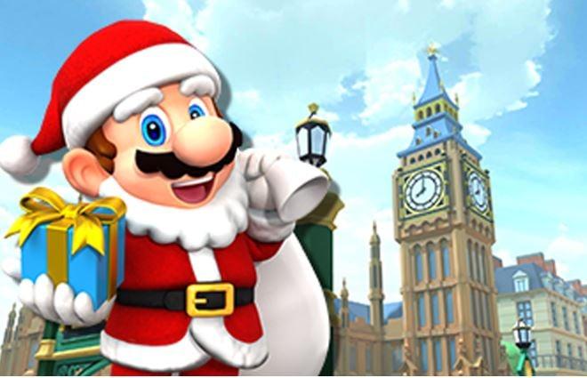 Mario Kart Tour will receive London tour