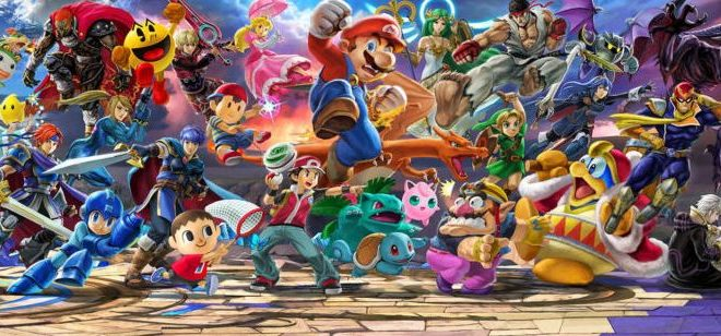 Smash Bros. Ultimate has been updated to version 7.0.0