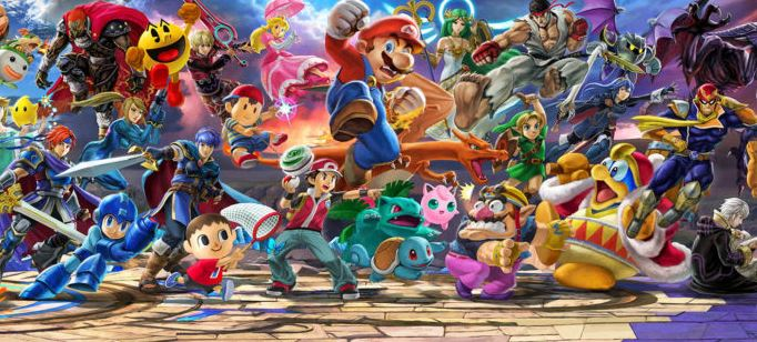 The next Super Smash Bros Ultimate Fighter could be a Bandai Namco character