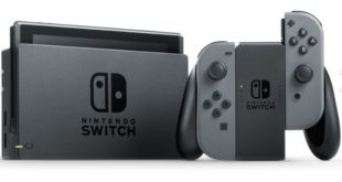 Time magazine includes Nintendo switch among The top 10 Best Gadgets of the 2010s
