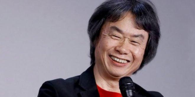 Shigeru Miyamoto wants Mario to be as popular as Mickey Mouse