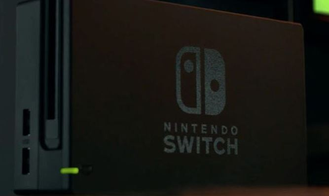 Nintendo Switch sold over 100,000 units in Japan last week