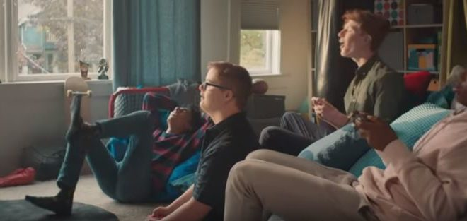 Nintendo wanted somebody with a visible disability in a new Nintendo Switch commercial