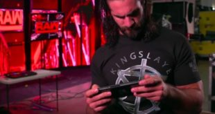 WWE Superstar Seth Rollins Prefers Switch To PS4 And Xbox One