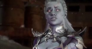 Sindel's 'Mortal Kombat 11' Gameplay Trailer Screams Ahead of Release