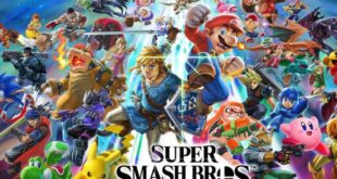 Smash Bros. Ultimate has been updated to Version 6.1.1