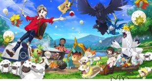 Pokémon Sword and Shield do not delete Nintendo Switch save files