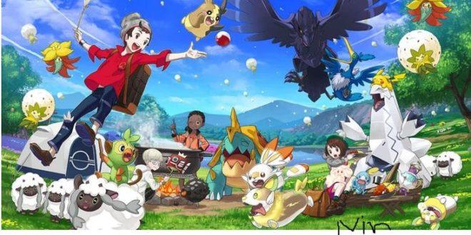 Pokémon Sword and Shield do not delete Nintendo Switch save files