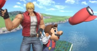 "Terry Bogard and update version 6.0.0. Today for "" Super Smash Bros. Ultimate"""