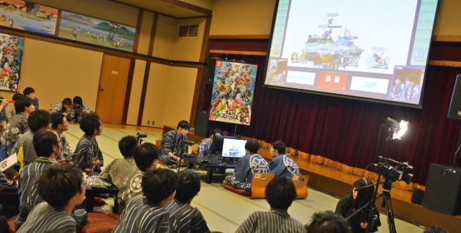 Taisho Pharmaceutical won the Famitsu Super Smash Bros.Ultimate corporate tournament