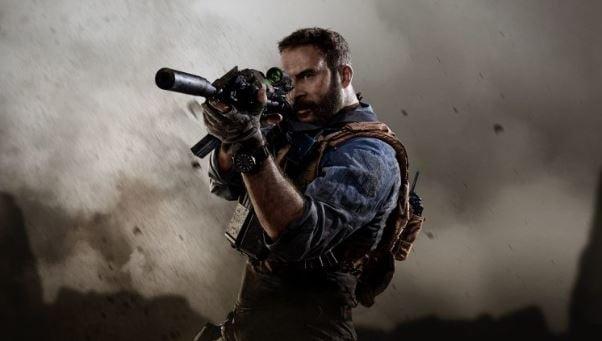 Call of Duty: Modern Warfare outperforms Pokemon sword/shield in UK this week