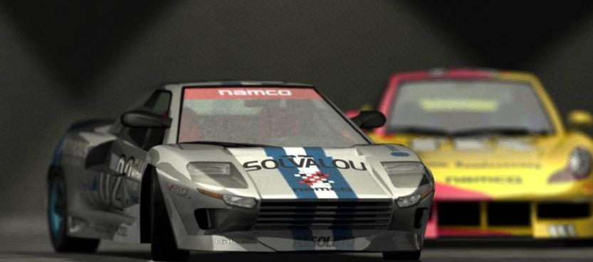 Ridge Racer 8, the Namco project has been canceled