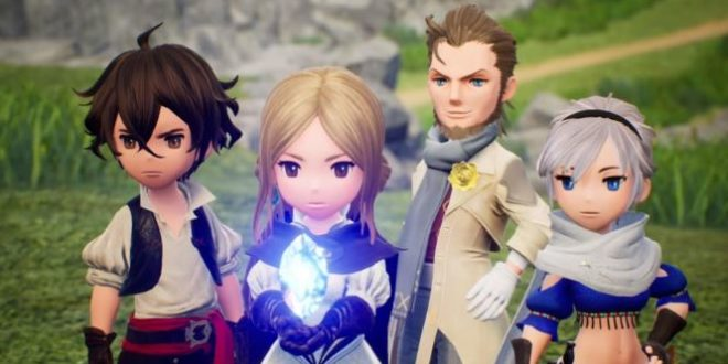 Bravely Default II confirmed for Nintendo switch