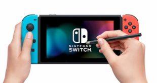 Touch pen for Dr. Kawashima's Brain Training isn't same as Super Mario Maker 2 touch pen