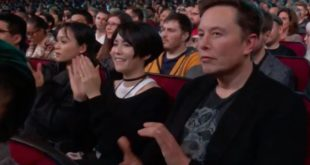 Elon musk's girlfriend Grimes has introduced her song 4ÆM for Cyberpunk 2077
