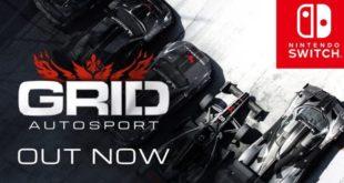 GRID Autosport will receive online multiplayer updates in 2020