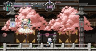 Touhou Luna Nights announced for Nintendo switch