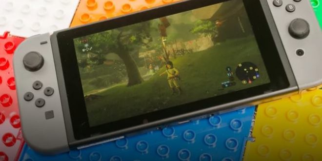 Rumor: Nintendo will release a new model of switch