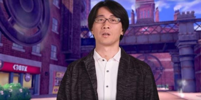 Pokemon sword/shield director delivers his message to Pokemon sword/shield fans