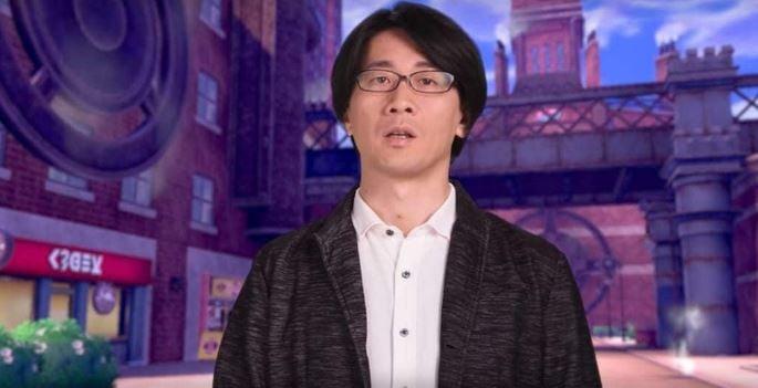Pokemon sword/shield director delivers his message to Pokemon sword/shield fans