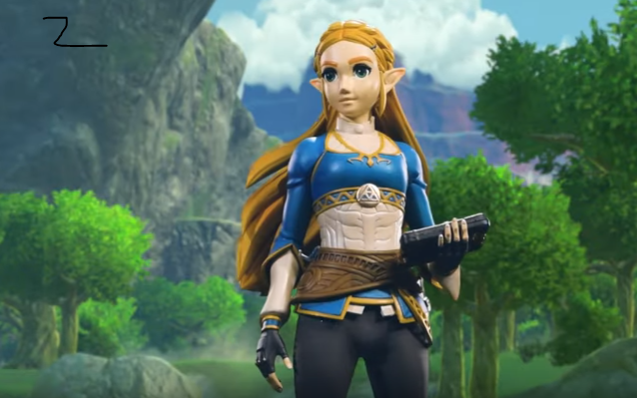 Nintendo will not use any of these names as the official title of Zelda: Breath of the Wild 2