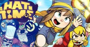 A Hat in Time has been updated (Switch bug fixes)