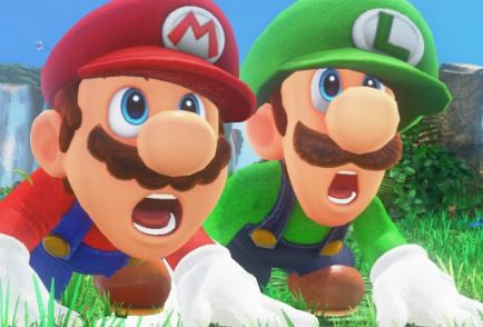 Document gives a hint that Mario & Luigi series coming back