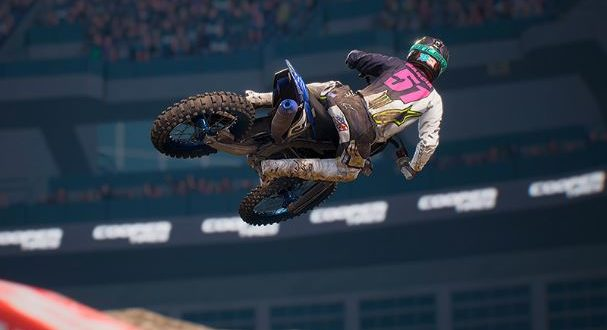 Monster Energy Supercross - The Official Videogame 3 for the Switch