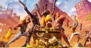 Fortnite was the most played game of 2019 on Nintendo Switch in Europe