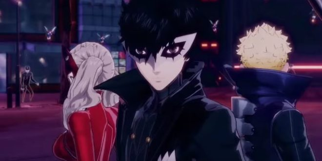 Koei Tecmo's latest financial report points to the launch of Persona 5 Scramble in the West