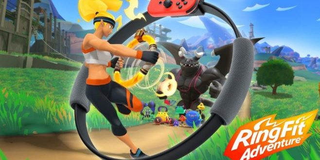 Nintendo Switch game Ring Fit Adventure is selling at twice its retail price in China