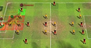 Soccer, Tactics & Glory is releasing on Nintendo switch on Jan 22, 2020