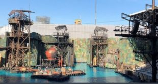 They have spent $5.45 billion on Super Nintendo World at Universal Studios Japan