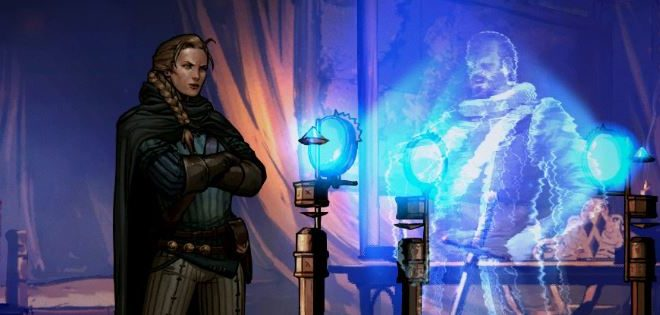 Thronebreaker: The Witcher Tales is out now for the switch