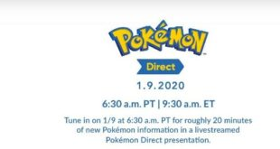 Some exciting updates coming to the world of Pokémon on January 9