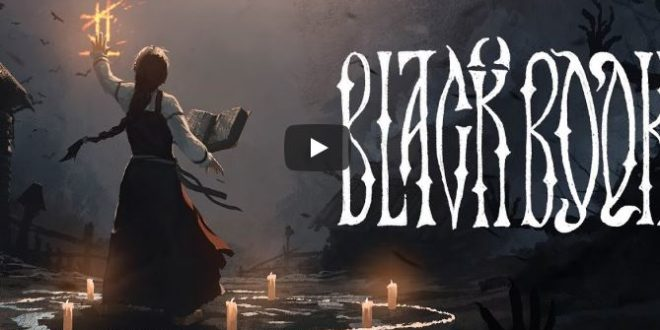 Black Book, developed by the Russians is coming to Nintendo switch