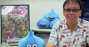 "Dragon Quest series' creator Yuji Horii says ""33 years have passed since I made the 1st game"""