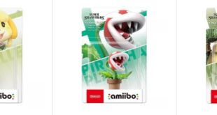 Target is currently setting up a pre-order of Isabelle, Piranha Plant, and King K. Rool