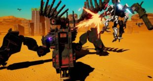Daemon X Machina is no longer exclusive to the Nintendo Switch