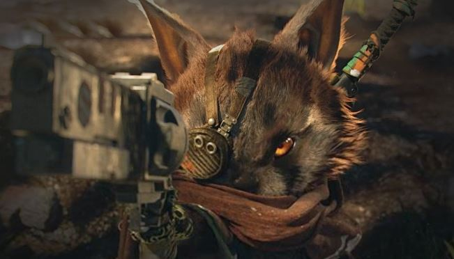 Biomutant might be making its way to Nintendo Switch