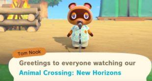 Watch Animal Crossing: New Horizons Direct. Resetti has a new job
