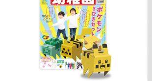 "A collaboration appendix of ""Nintendo Labo"" and ""Pokemon Quest"" appears"